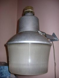 The gallery for --> Mercury Vapor Light Fixture