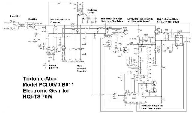 ballast puppy wiring diagram