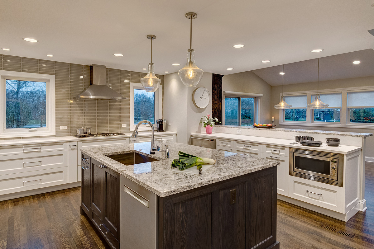 6 questions ask kitchen remodelers about lighting kitchen remodelers Photo courtesy of Michael Menn Ltd