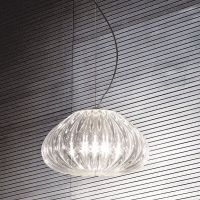 Vistosi Diamante SP G D2 Pendant light | LightingDeluxe.com