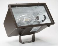 Hubbell Lighting Outdoor MHS-Y400S5 Dark Bronze 1 Light ...