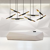 Modern/ Contemporary Living Room Pendant Light for Dining ...
