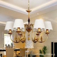 6 Light Modern / Contemporary Rustic Living Room Retro ...