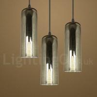 European Glass Pendant Light Bar Lounge Dining Room ...