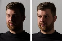 Simple lighting patterns, part 2: broad and short lighting ...
