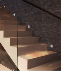 Recessed Stair Lights & Low Level Guide Lighting