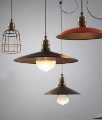 LED Pendant Braided Flex - Vintage Style