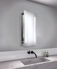 bathroom medicine cabinets with mirrors recessed k