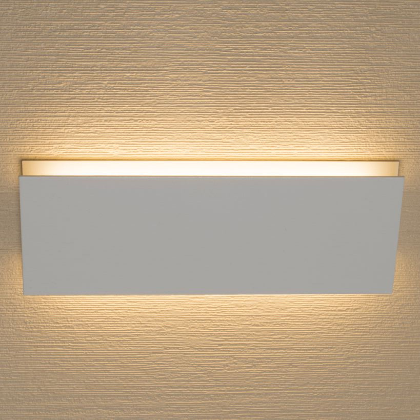 Architectura Horizontal Wall Sconce by Aamsco