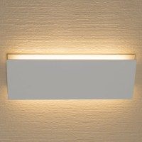 Architectura Horizontal Wall Sconce by Aamsco | W3A0071
