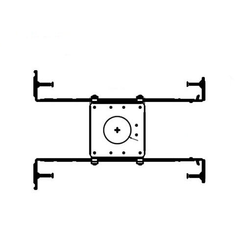 C2LMP 175 Inch New Construction Mounting Pan Accessory by