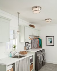 Laundry Room Lighting Fixtures - Home Design