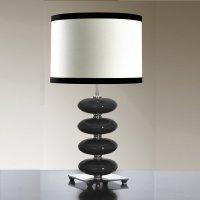 Elstead Lighting Onyx Black Table Lamp - Elstead Lighting ...