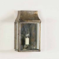 The Limehouse Lamp Company Strathmore 462 Solid Brass Wall ...