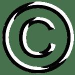 Copyright Symbol Watermark