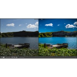 Small Crop Of Lightroom Before And After