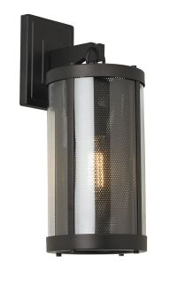 Feiss Bluffton Oil Rubbed Bronze Outdoor Lantern Wall ...