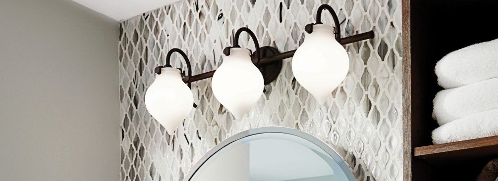 How To Choose Bathroom Vanity Lighting Lightsonlinecom