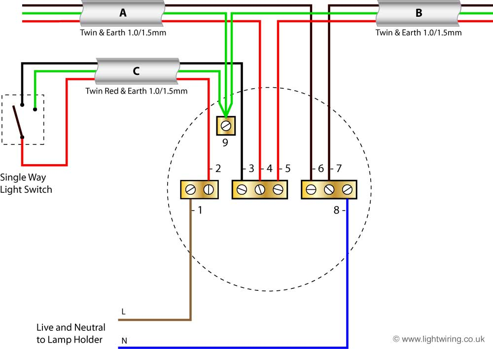 Electric Light Wiring Diagram Wiring Diagram 2019