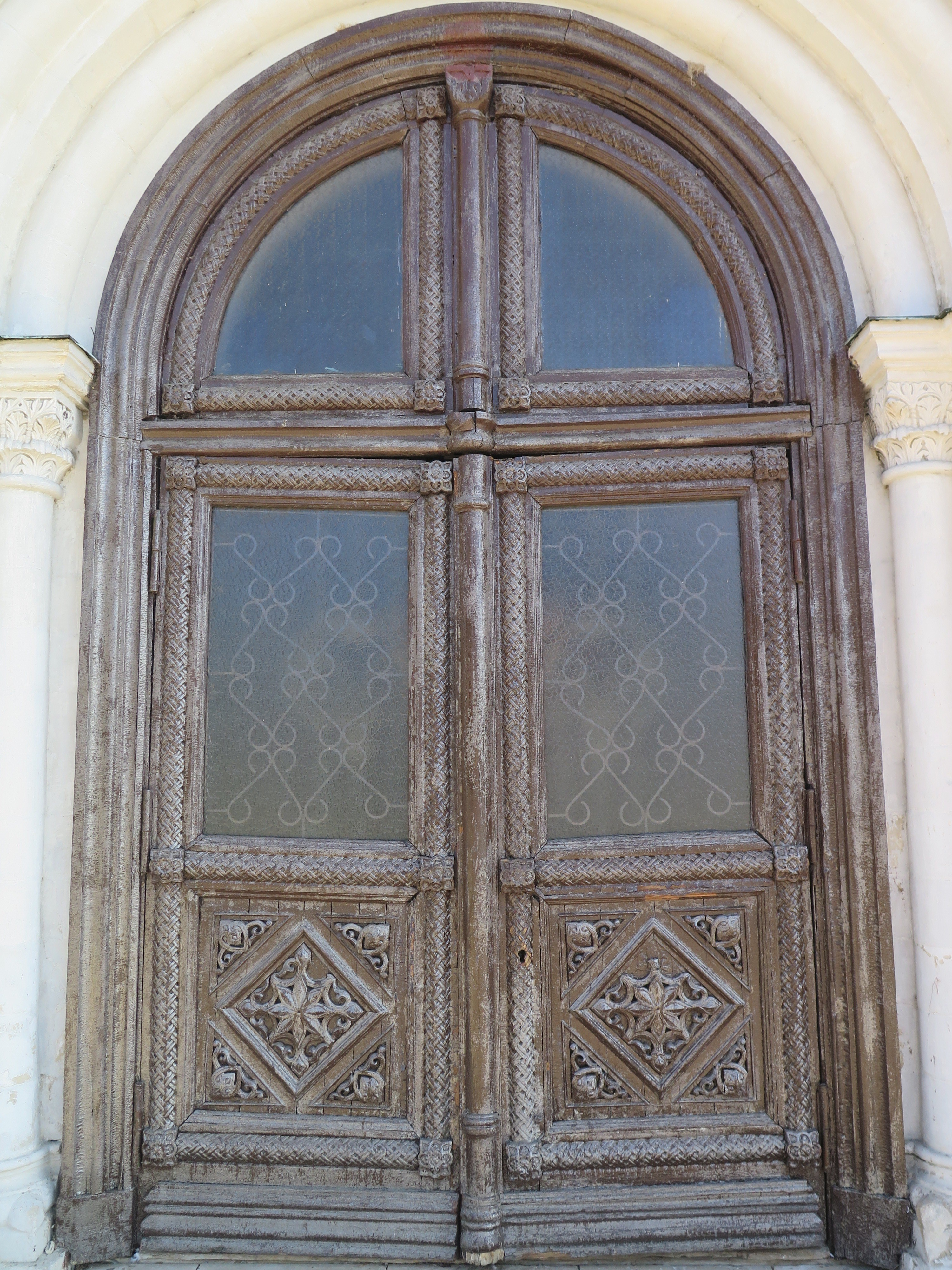 I thought this door on the Assumption Cathedral was beautiful.