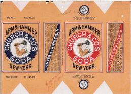 Arm and Hammer older