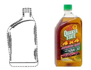 Clear Bottle.3