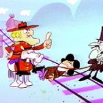 Dudley and Snidely