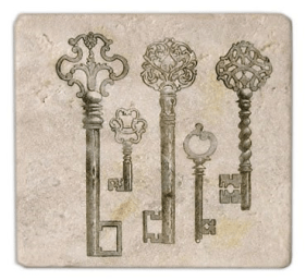Esoteric codes and their keys