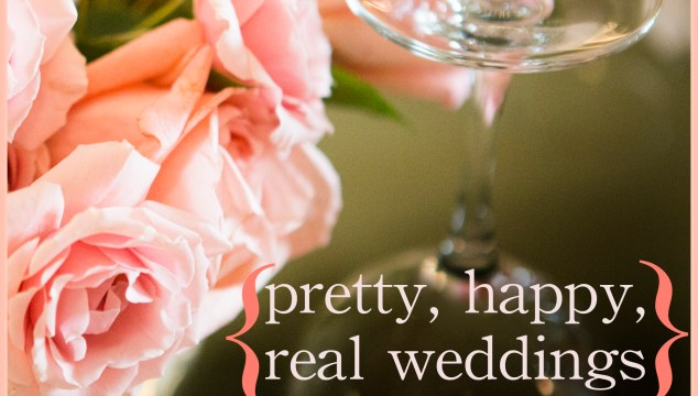{pretty, happy, real weddings}: the Wholesome, Good-Times Reception