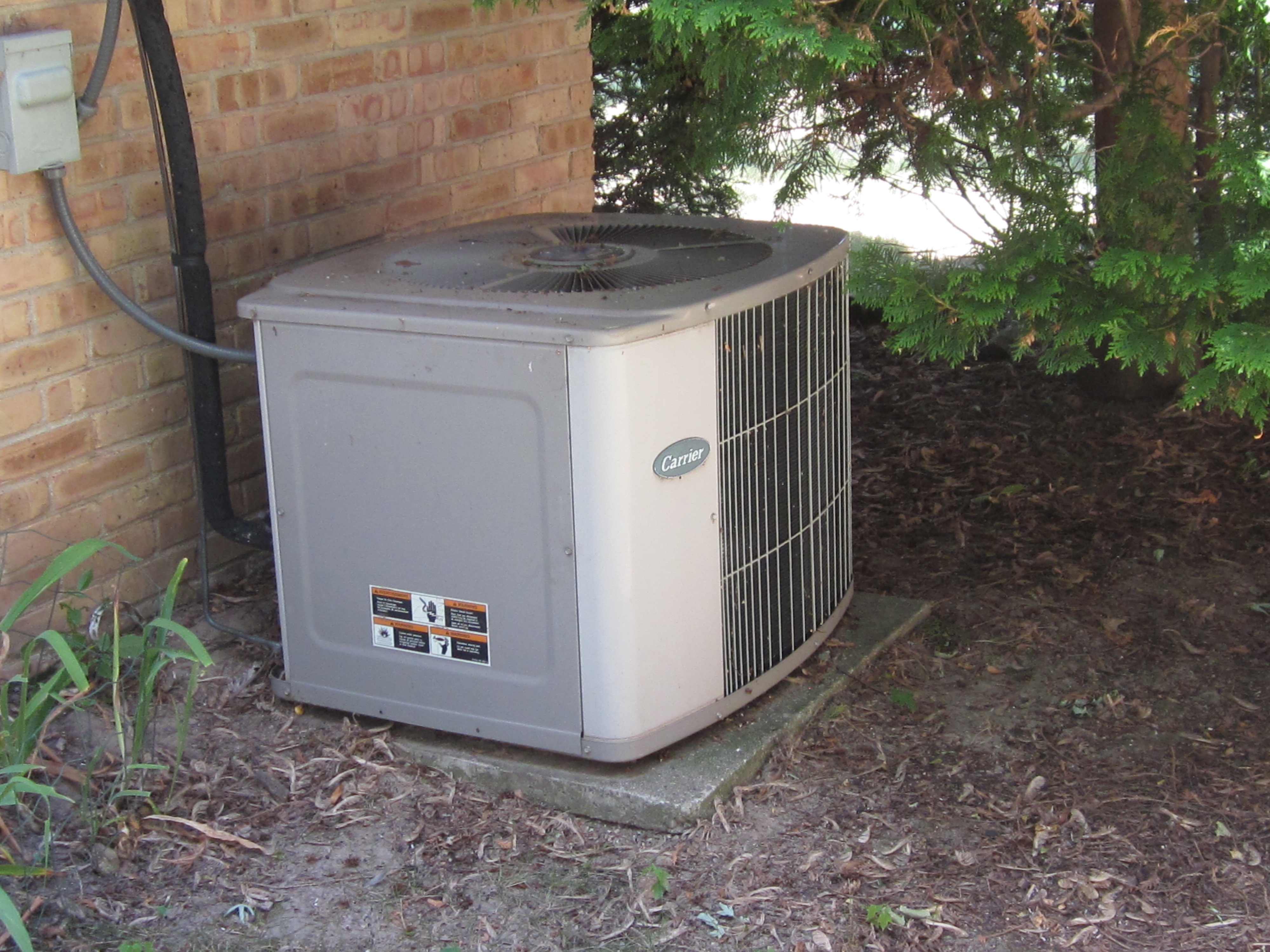 Air Conditioning – Operational check and visual inspection of the  #486338