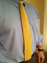 80s knit square-end ties for men - totally tubuler   Like ...