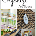 how to organize any space