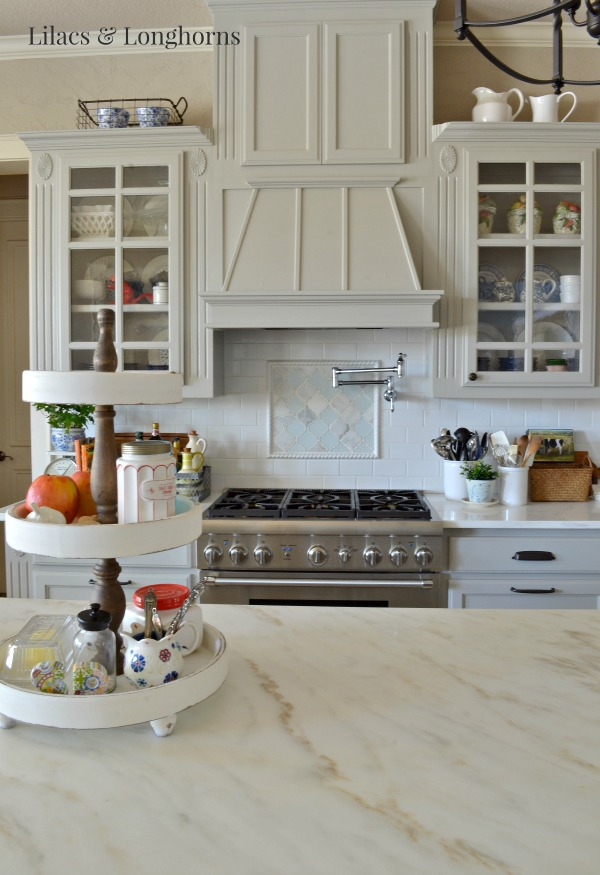 Vermont Danby marble counters