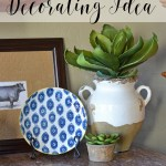 five minute decorating idea