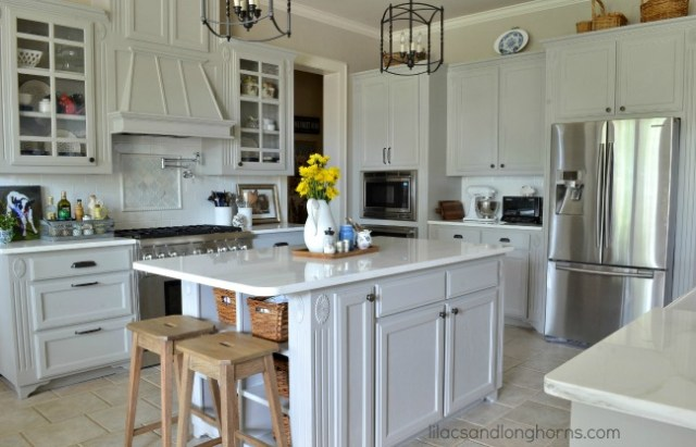 Remodeling a kitchen on a budget lilacs and for Renovating a kitchen on a budget