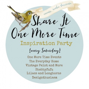 Share It One More Time Inspiration Party #39