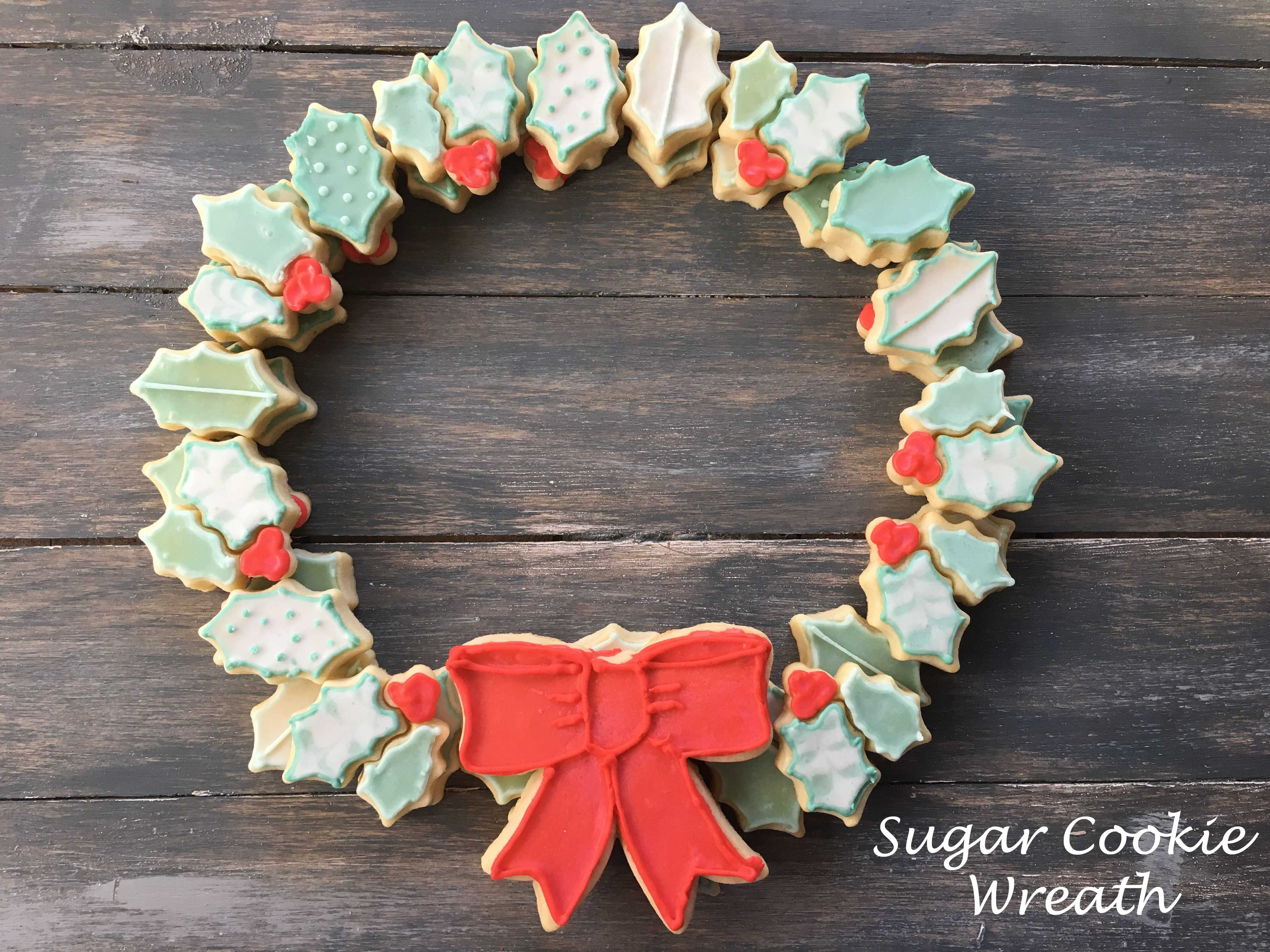 sugar-cookie-wreath