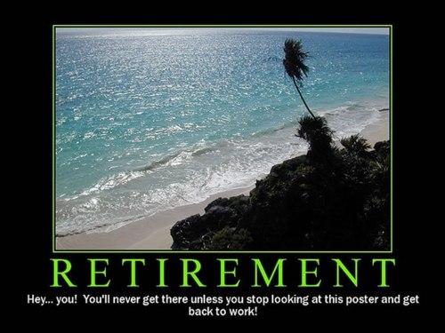 Medium Of Funny Retirement Quotes