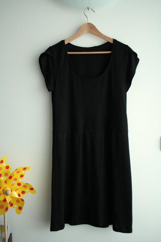 Ma petite robe noire Plantain Deer & Doe