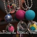 Créatrice de bijoux, c'est ton métier?