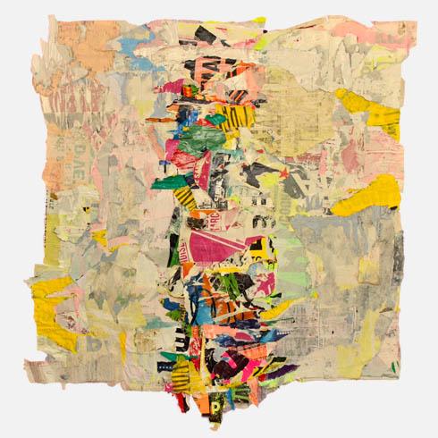 LILI FRANCUZ - Paper Collage \u2022 Mixed Media Paintings Monotype