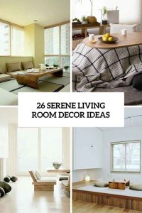 Serene Home Decor Ideas - Home Decorating Ideas