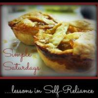 Simple Saturdays Blog Hop #58