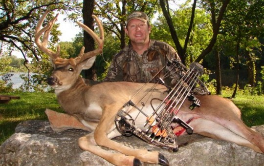 Archery deer hunting Kansas (10)