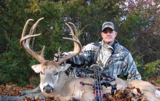 Archery deer hunting Kansas (14)