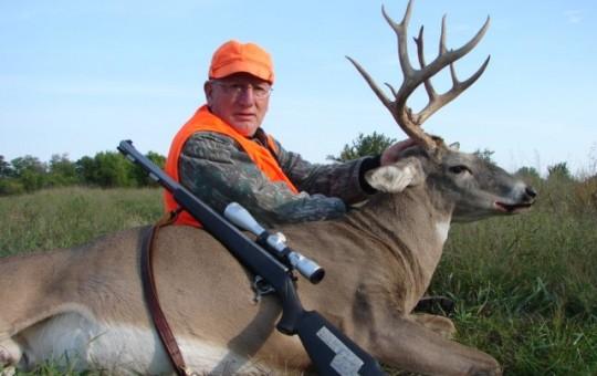 Rifle Whitetail Deer Hunting (10)