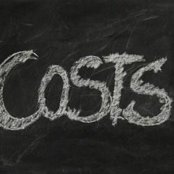 cost of company borrowing