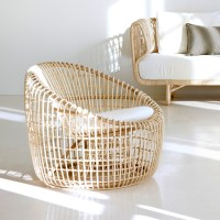 Cane-line Indoor Nest Lounge Chair