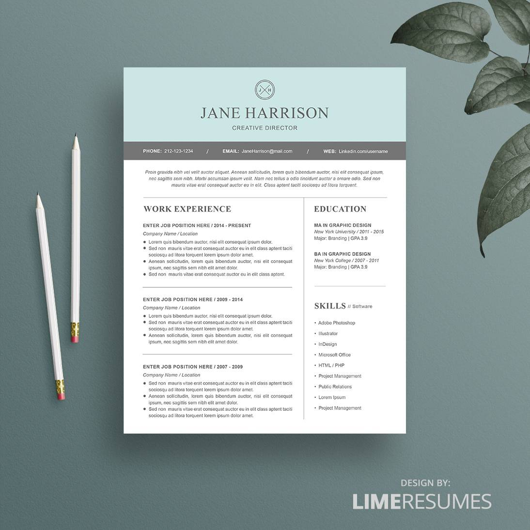does microsoft word have a resume templates