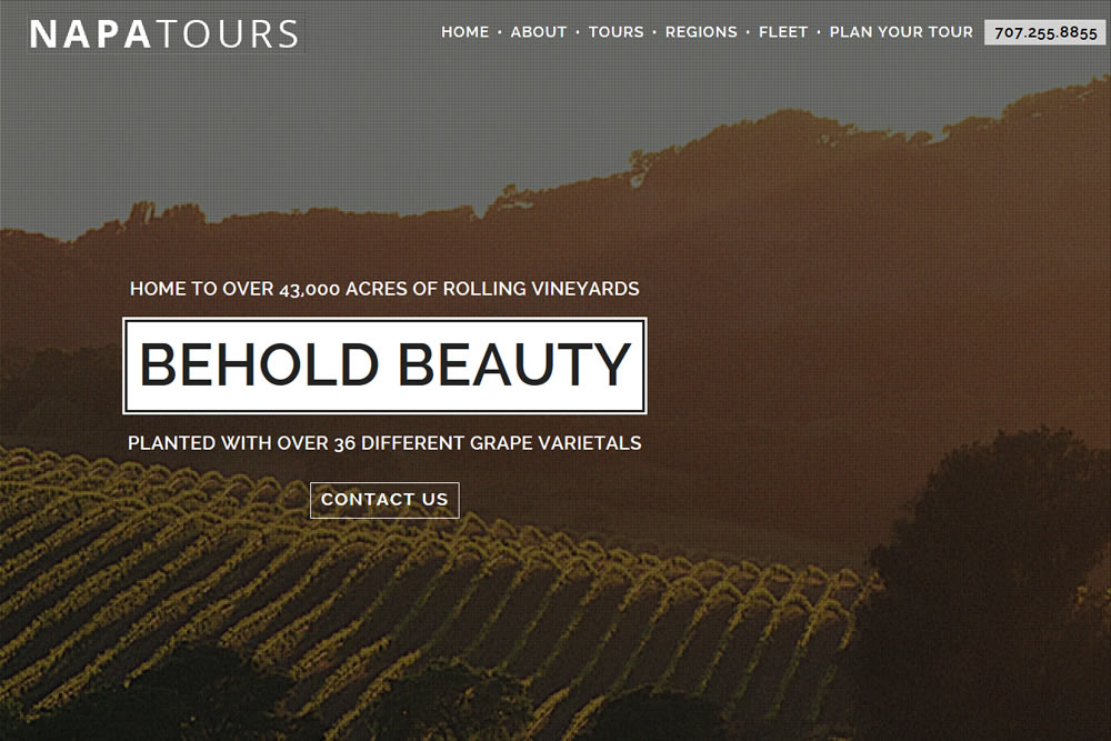 napa-tours-website